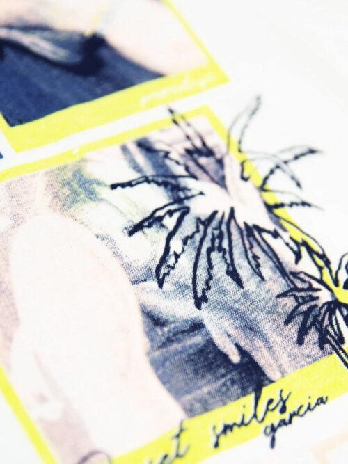 Garcia Pige T-shirt P04401 Off White