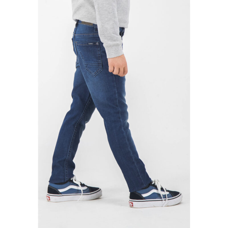 Garcia Xevi Superslim Jeans Flow Denim - Vintage Used