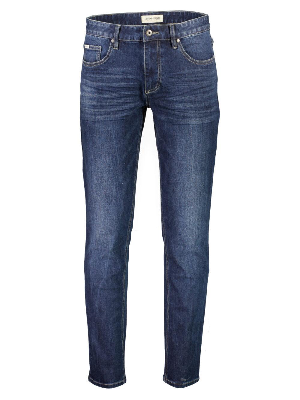 Lindbergh Superflex Jeans Rugged Ink Blue