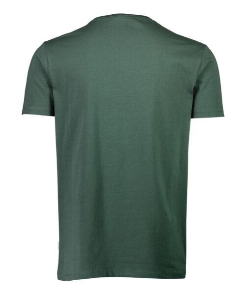 Lindbergh White Copenhagen T-shirt Green