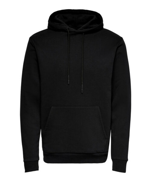 Only & Sons Ceres Life Hoodie Black