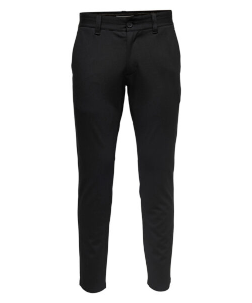 Only & Sons Mark Performance Pants Sort