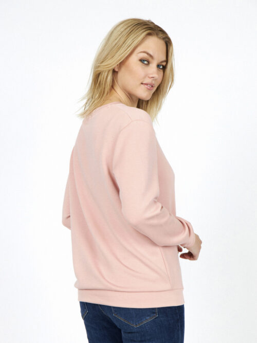 Soyaconcept Banu 29 Sweatshirt Rosa