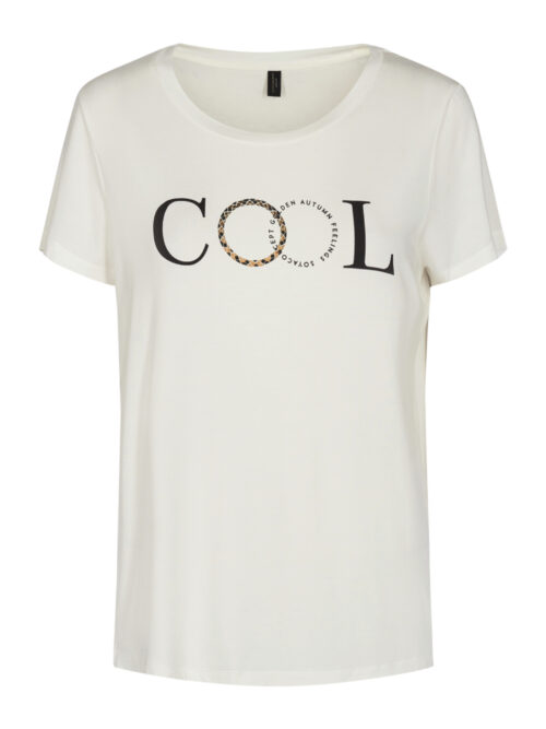 Soyaconcept Geneva FP 7 T-shirt Hvid