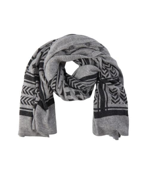 Soyaconcept Kirsa 1 Halstørklæde Grå