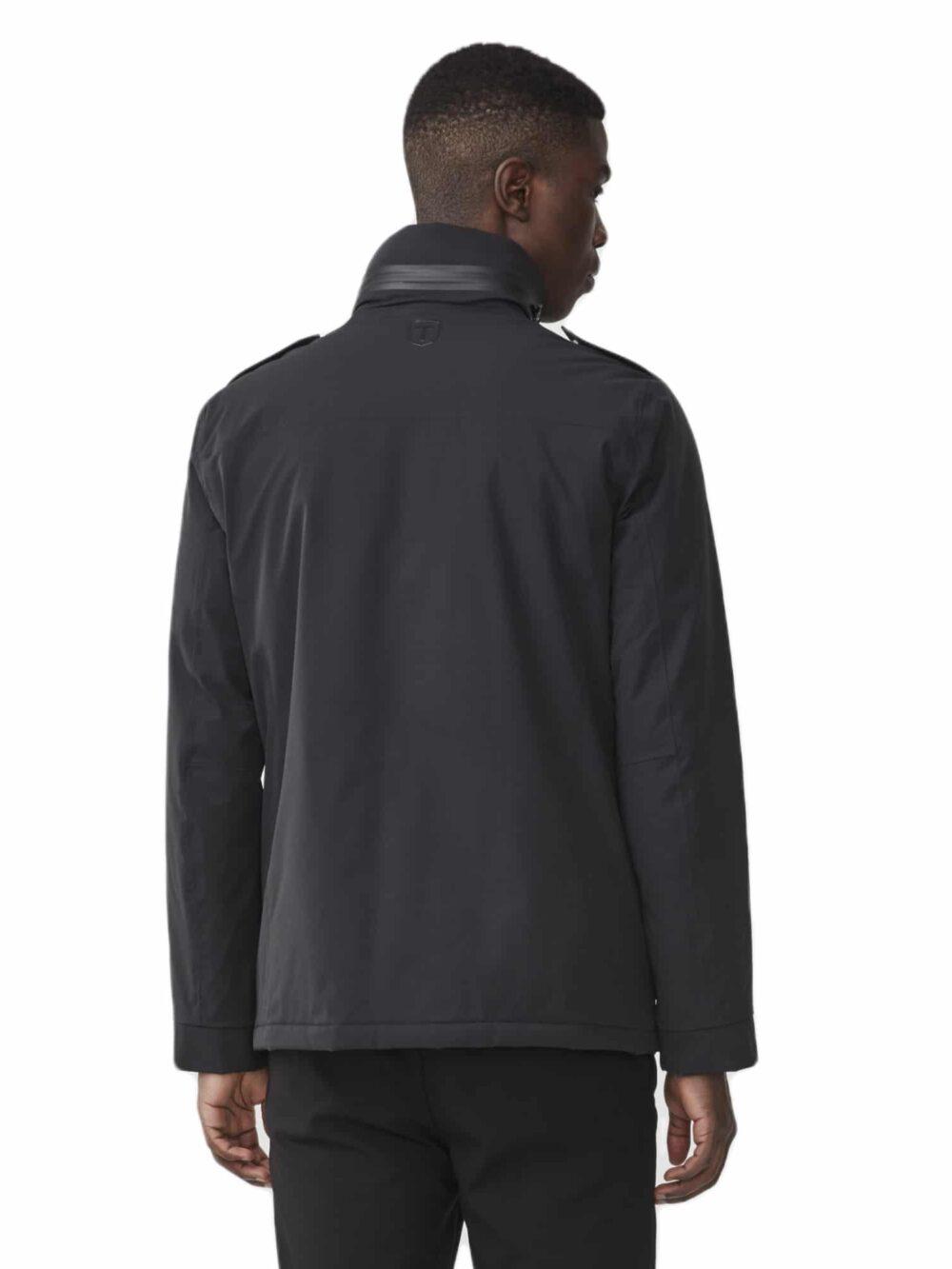 Tenson Nyle Pro Stretch Black