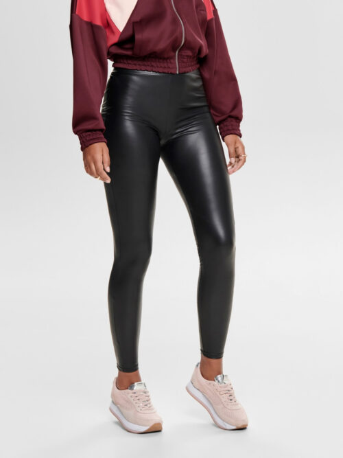 Only ONLCOOL COATED LEGGING NOOS