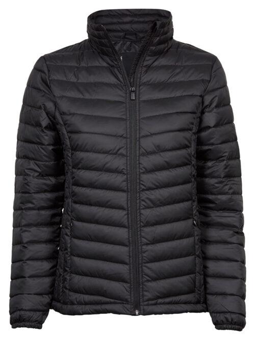 Tee Jays Womens Zepelin Jacket Black