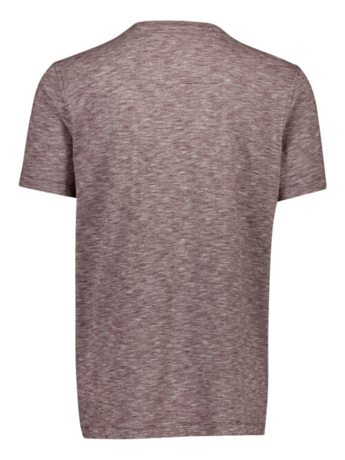 Bison T-shirt 80-400025 Bordeaux