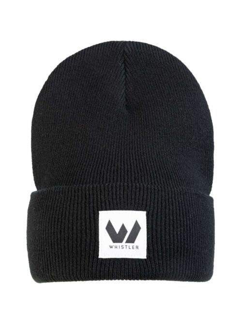 Whistler Bunde Hat Black