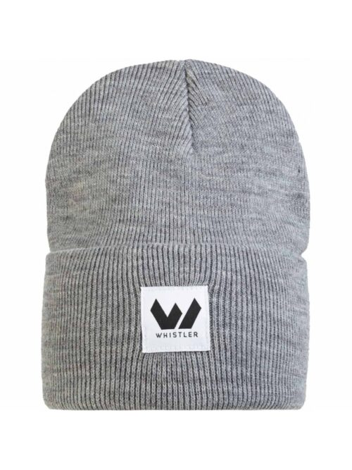 Whistler Linjoe Melange Hat Light Grey Melange