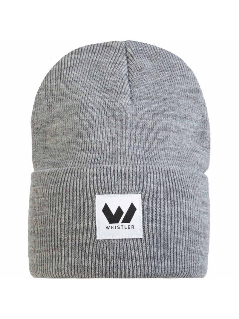 Whistler Linjoe Melange Hat Light Grey Melange
