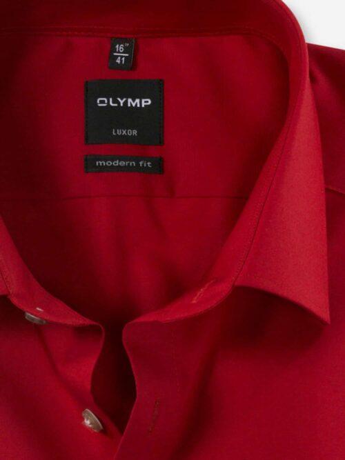 Olymp Luxor Skjorte 0300-64-38 Red