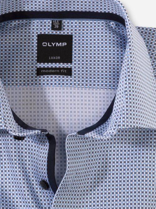 Olymp Luxor Skjorte 1381-74-11 Blå