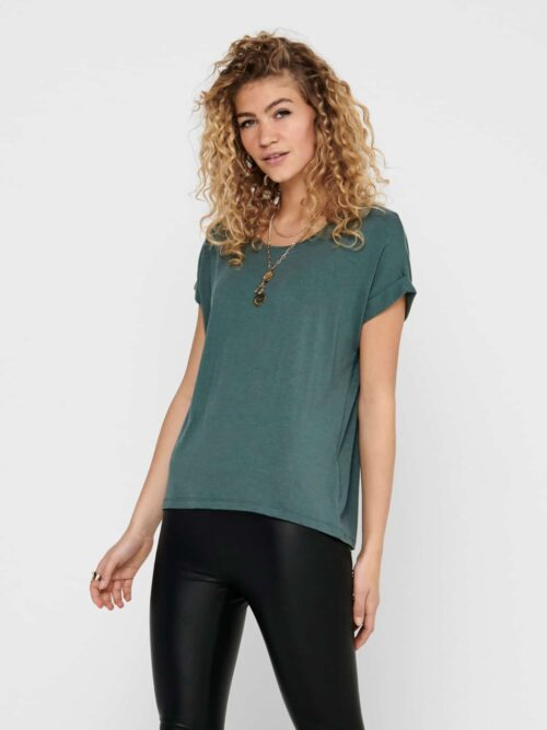 Only Moster T-shirt Balsam Green