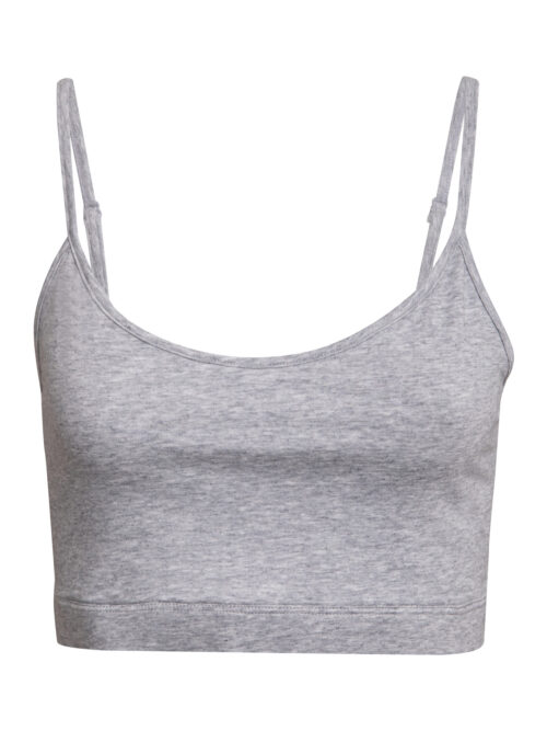 JBS of Denmark Bamboo Bra Top Narrow Straps Grå