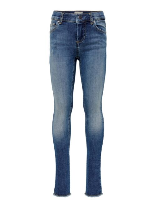Kids Only BLUSH SKINNY RAW JEANS 1303