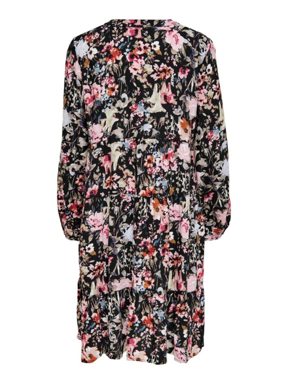 Only DANIELLA L/S ATHENA DRESS