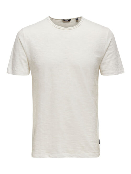 Only & Sons Albert Life New SS Tee White