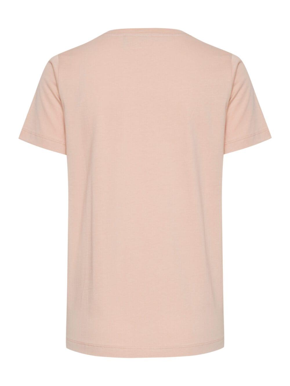 Fransa FRVEYOUTH 1 T-shirt Misty Rose