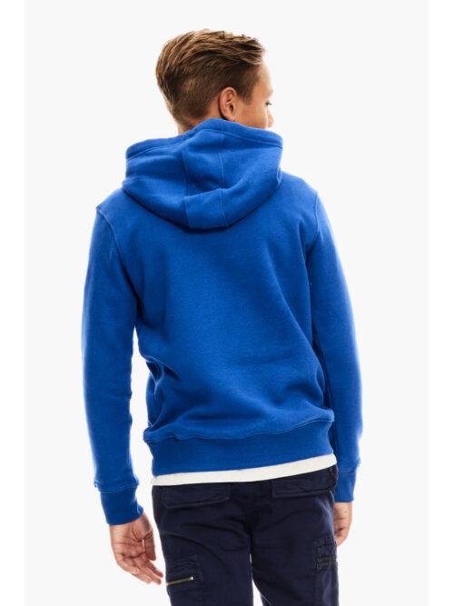 Garcia Hoodie V03660 Reflex Blue