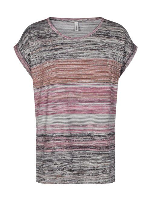 Soyaconcept Galina 5 T-shirt Lyserød