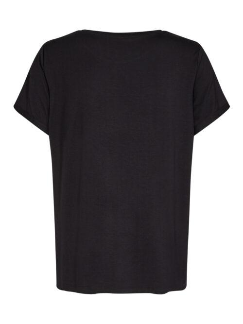 Soyaconcept Marica FP 133 T-shirt Sort