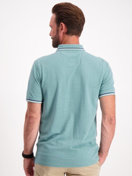 Bison Polo 80-431004 Green Twist