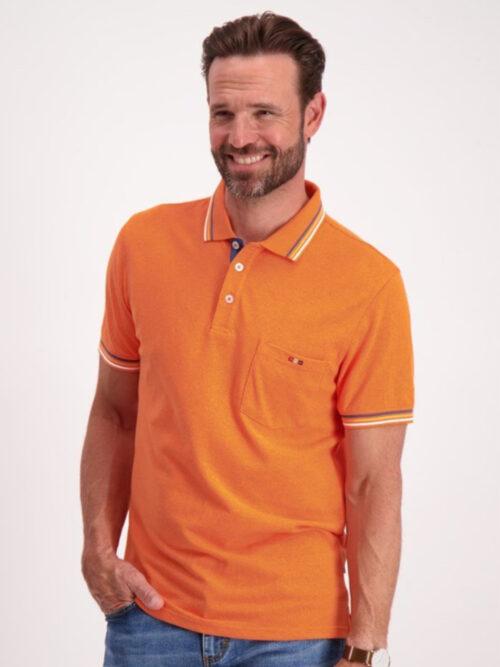 Bison Polo 80-431004 Orange Twist