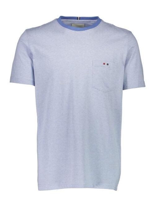 Bison T-shirt 80-400044A Lyseblå
