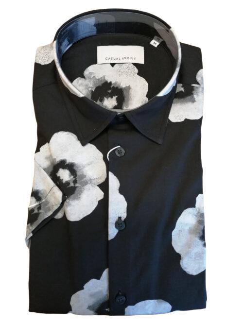 Casual Friday Anton Flower Skjorte