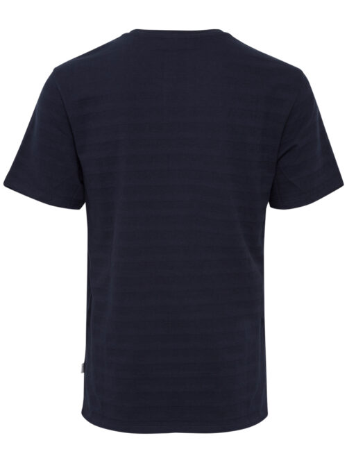 Casual Friday Thor Structured T-shirt Navy