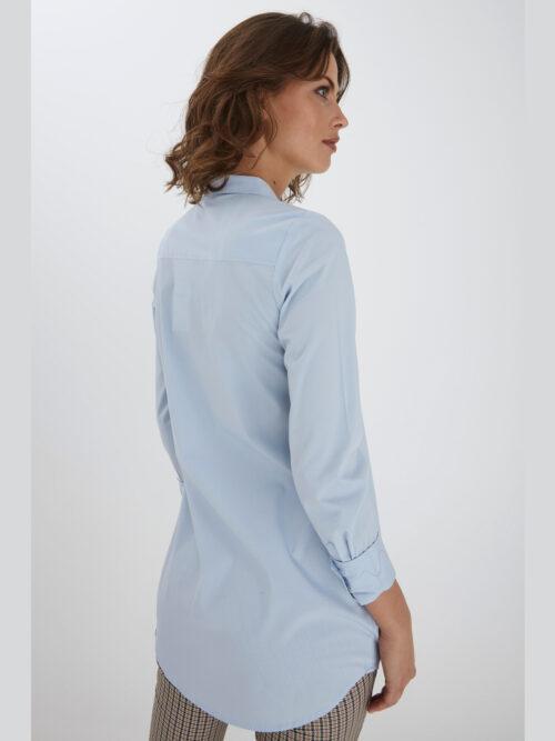 Fransa FRZASHIRT 6 Skjorte Cashmere Blue