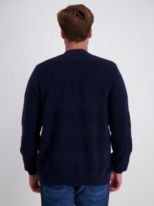 Jack´s Sportswear Intl. Cardigan 3-831016 Navy