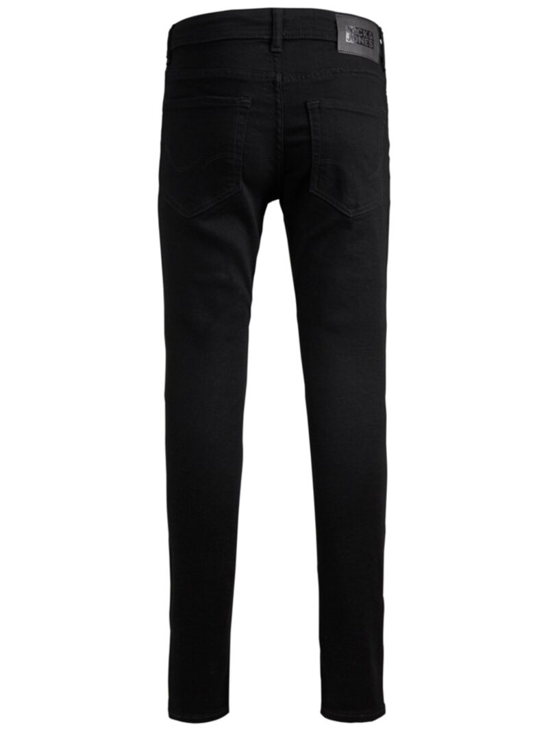 Jack & Jones Junior Liam Skinny Fit Jeans Black
