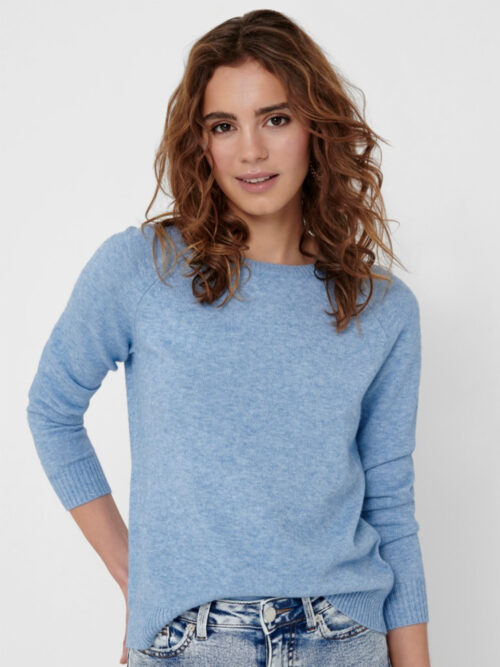 Only Lesly Kings Pullover Allure W. MelangeOnly Lesly Kings Pullover Allure W. Melange