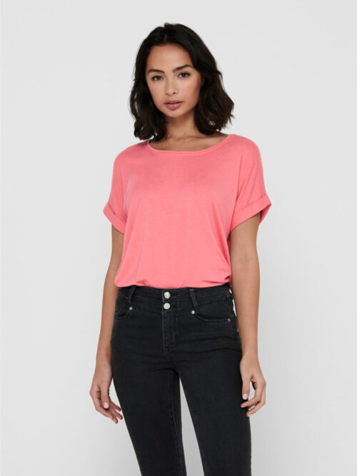 Only Moster T-shirt Tea Rose