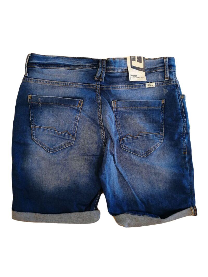 Blend Denim Shorts 20711771 Denim Clear Blue