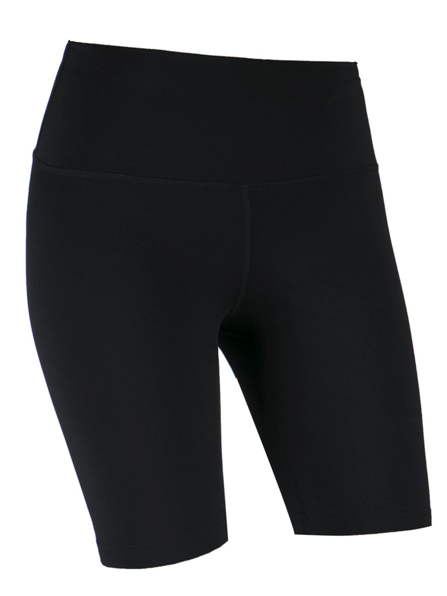 Athlecia Franz High Waist Shorts Black