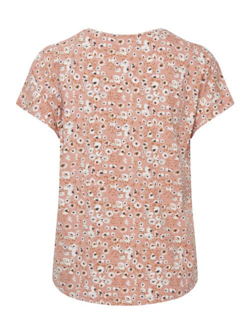 Fransa FRVEDOT 1 T-Shirt Misty Rose Mix