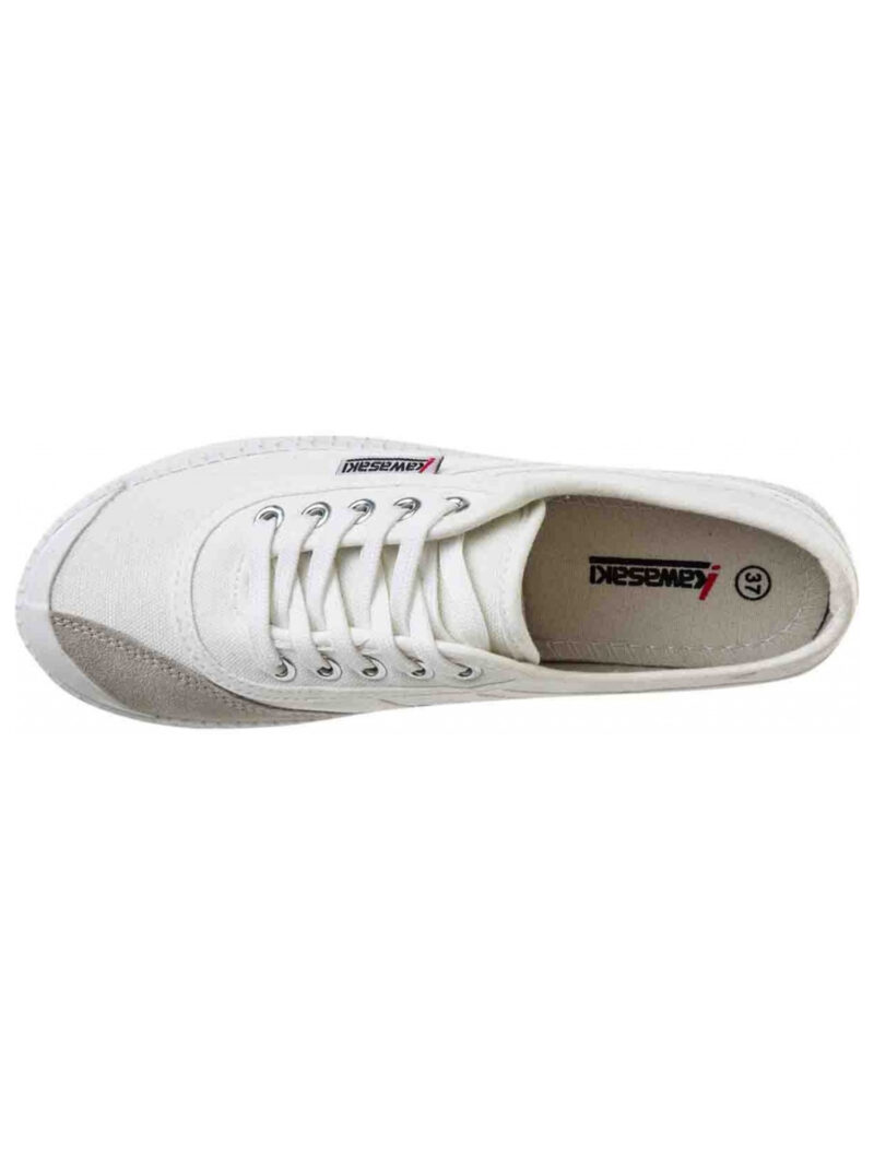 Kawasaki Original Canvas Sneakers White