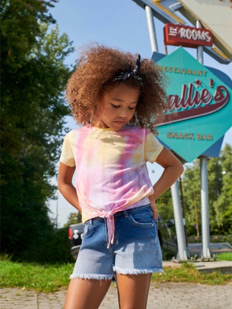 Kids Only Konbria T-shirt Mellow Yellow