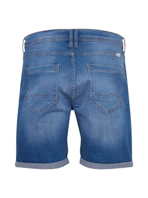 Blend Denim Shorts 20711770 Clear Blue