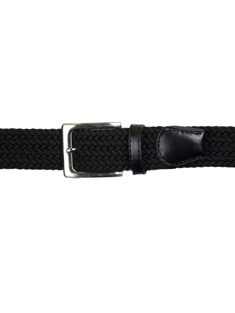 Bransholm Elastic Fletbelt 200-003 Black