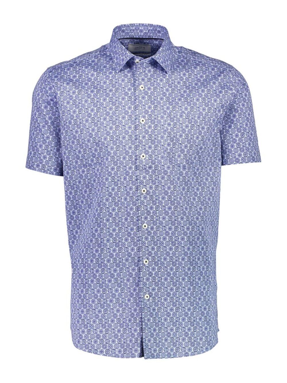 Jack´s Skjorte 3-230027 Blue