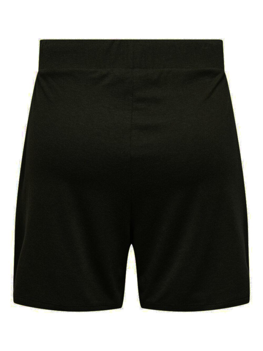 Only ONLMOSTER JRS Shorts Black