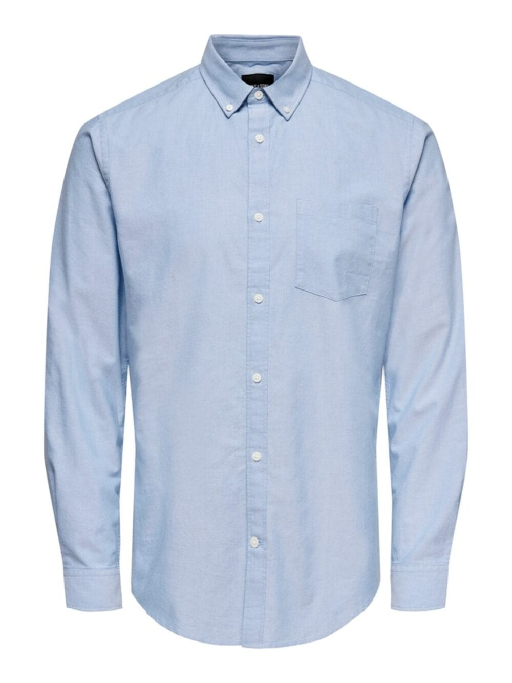 Only & Sons Onsneil Life LS Oxford Skjorte Cashmere Blue