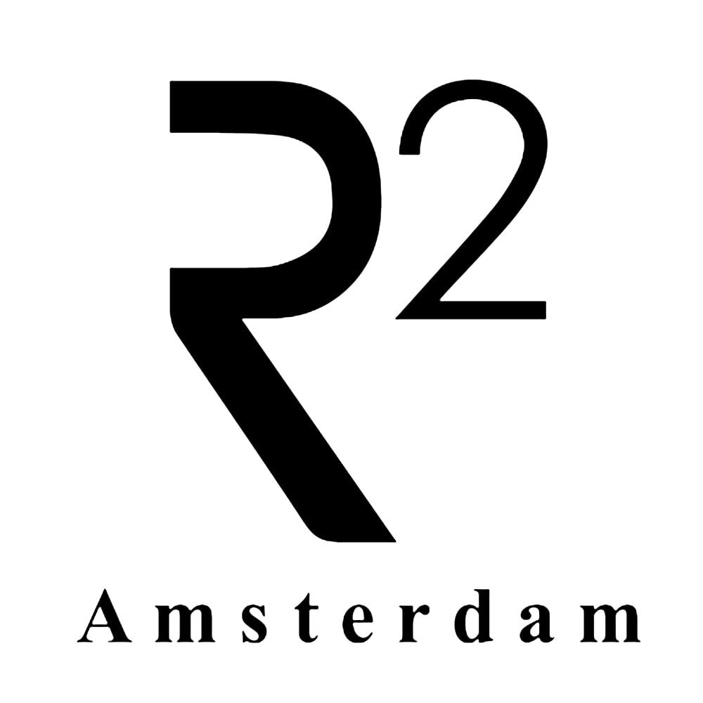 R2 Amsterdam logo Tøjkurven.dk