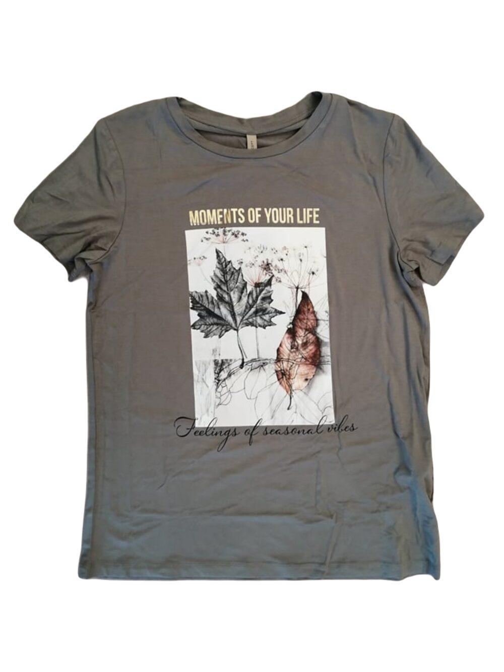 Soyaconcept Marica FP 156 T-shirt Army
