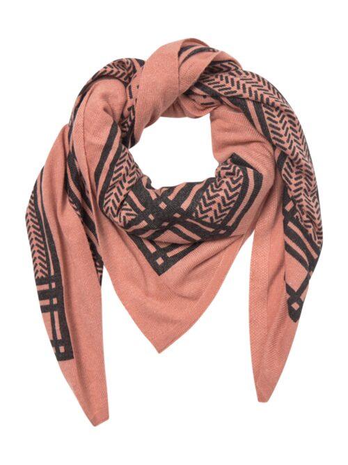 Soyaconcept SC-KIRSA 3 Tørklæde Rosa